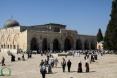 """متطرفون يهود يدعون لاقتحام جماعي لـ """"الاقصى"""" غدا"""
