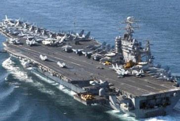 4 آلاف بحار أمريكي تحاصرهم كورونا على حاملة طائرات