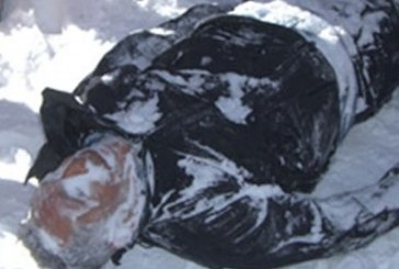 سوري يموت من البرد في لبنان