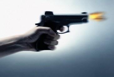 رجل يقتل زوجته ليلة رأس السنة ثم يطلق رصاصة على رأسه