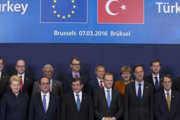 تفاصيل الاتفاق الأوروبي التركي بشأن إعادة المهاجرين