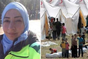 ممرضة سويدية من أصول سورية تنال جائزة
