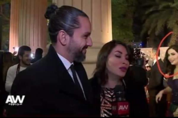 نسرين طافش تتلصص على زوج ديمة بياعة بعد خيانتها مع تيم حسن !