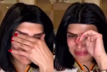 شاهدII فنانة كويتية تنهار بعد معرفة اصابة ابنتها.. ما قصة التشخيص الخاطئ ؟!